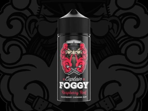 Captain Foggy Raspberry Reef